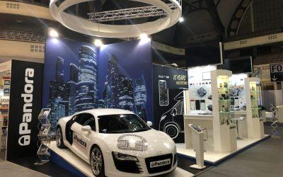 Automechanika Frankfurt – Pandora again successful in international competition